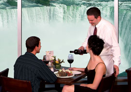 fallsview dining wyndham garden niagara falls fallsview - Wyndham Garden Niagara Falls Fallsview